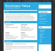 Free Templates Resume The 25 Best Free Creative Resume Templates Ideas On Pinterest
