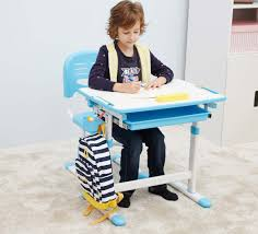 mini blue desk is great for kids best desk quality children