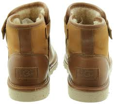 womens ugg rella boots ugg rella mini ankle boots in chestnut in chestnut
