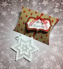 christmas star hama beads perler beads tree decoration