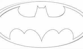 kid batman symbol coloring 82 additional