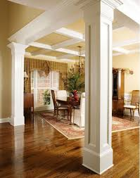 interior home columns i adore the columns and moulding and ceiling trim it ads depth to
