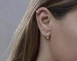 minimal earrings minimal earrings etsy