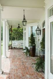 a regal u0026 rustic home in the heart of mississippi porch rustic