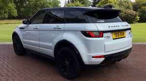 land rover evoque 2016 price used land rover range rover evoque 2 0 si4 hse dynamic lux 5dr