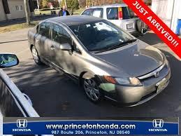 honda civic lx 2007 for sale used 2007 honda civic for sale princeton nj