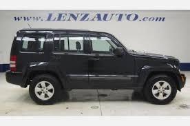 black jeep liberty used black jeep liberty for sale edmunds