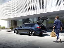 Kia Open All New Optima Sportswagon