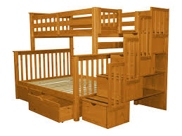 Solid Wood Bunk Beds With Storage Modern Children Bed Living Room Bunk Bed Solid Wood We How