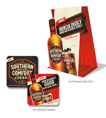 Southern Comfort And Coke Southern Comfort Black Cherry 1st Bond Movie