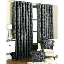 Black And Gray Curtains Gray And Black Curtains Enchanting White Grey Curtains Decor With
