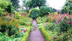walled gardens great british gardens