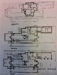 House Plan Dimensions by Robie House Floor Plan Dimensions House List Disign