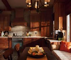 Design Gallery  Kitchen Cabinetry Color  Finish Photos  Homecrest - Kitchen cabinets finish