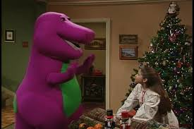 Barney And The Backyard Gang Cast Barney U0027s Night Before Christmas Barney Wiki Fandom Powered By
