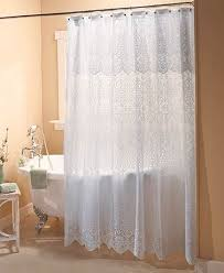 Luxury Shower Curtain White Cotton Best 25 Lace Shower Curtains Ideas On Pinterest Lace Ruffle