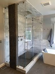 Glass Shower Door Options Custom Sliding Shower Doors Options