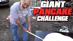 The Challenge Kidbehindacamera The Pancake Challenge
