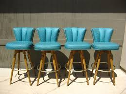 Bar Stool With Cushion Teal Counter Stools Cushion Cool Teal Counter Stools U2013 Bedroom Ideas
