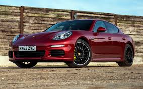 porsche panamera hybrid red porsche panamera s e hybrid 2013 uk wallpapers and hd images