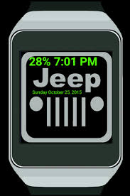 jeep green logo faces with tag jeep facerepo