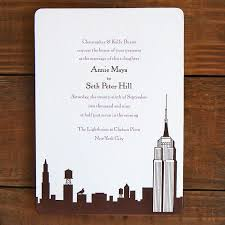 wedding invitations new york wedding invitation new york awesome best wedding invitations nyc