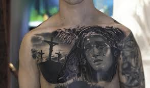 hyperrealist tattoos with an flair with silvano
