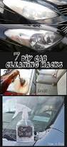Diy Interior Car Detailing Best 25 Diy Car Cleaning Ideas On Pinterest Car Cleaning Tips