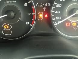 subaru outback check engine light subaru outback questions dash lights up like a christmas tree
