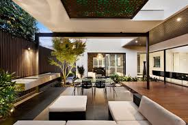house plans with outdoor living space indoor outdoor house design with alfresco terrace living area