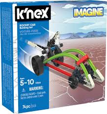 k u0027nex imagine rocket car building set creative building toys for
