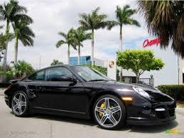 porsche coupe black 2007 basalt black metallic porsche 911 turbo coupe 7014661