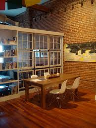 unique room dividers dining room industrial with andrew gregory
