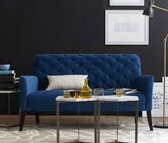 small sofa side table furniture for small spaces west elm