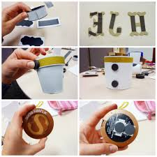 Decorative Magnetic Boards For Home Diy Makeup Organizer Magnet Board Fun Convenienct And Super Cute