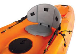 siege kayak siege confort pro kayak oceankayak logo oval vente de canoë