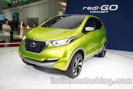 renault datsun datsun redi go datsun u0027i2 u0027 will launch by march 2016
