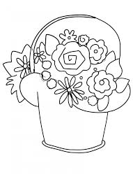may coloring clipart