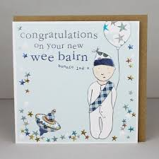 scottish cards collection karenza paperie