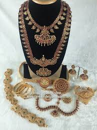 bridal jewellery on rent 10 different types of bridal jewellery popular in india tbg
