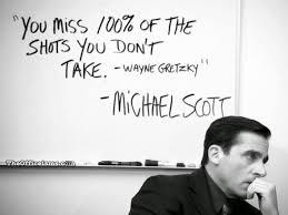 Meme Quotes - the office isms michael scott memes
