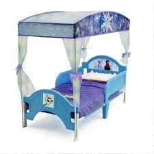 Frozen Beds Decoration In Frozen Toddler Bed With Canopy With Frozen Toddler