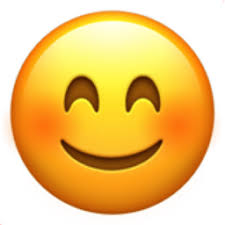 Copy And Paste Meme Faces - smiling face with smiling eyes emoji u 1f60a