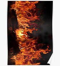 fireplace photography posters redbubble