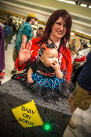 the most excellent ways to cosplay with your baby
