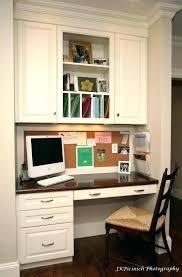 Computer Desk Built In Kitchen Desks U2013 Openpoll Me