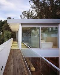 Open Balcony Design Bedroom The Top Floor Design With Wooden Deck Balcony Glass