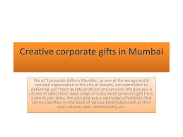 creative corporate gifts in mumbaipdf