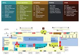 Miami International Airport Terminal Map by Gold Coast Airport Guide Airlines Transfers Map U0026 More