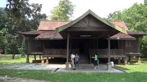 an overview traditional malay house youtube